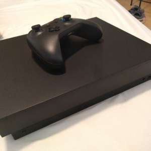 For sale: Xbox One X